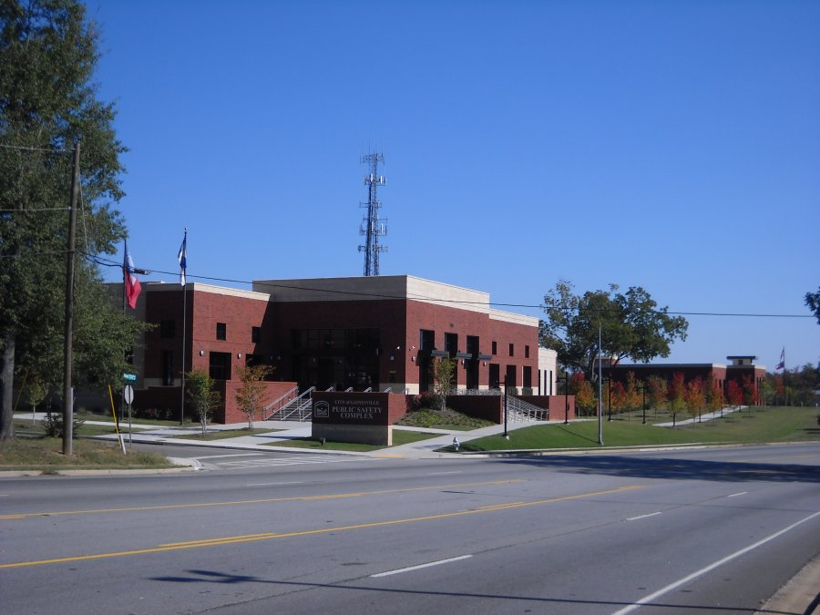 City of Gainesville; Public Safety Facility