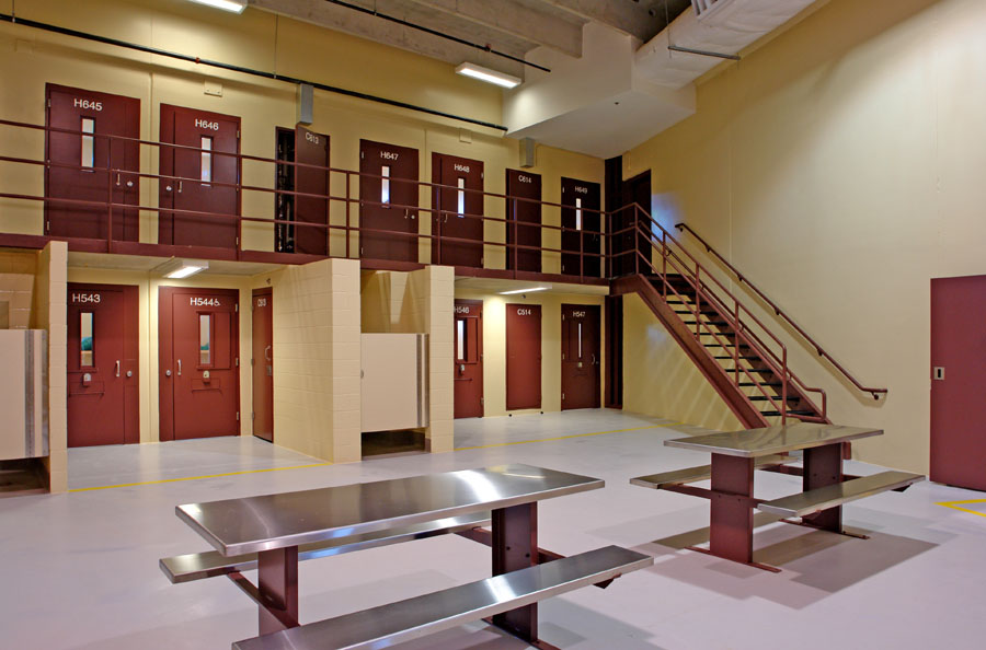 Hall County Jail & Operation Center