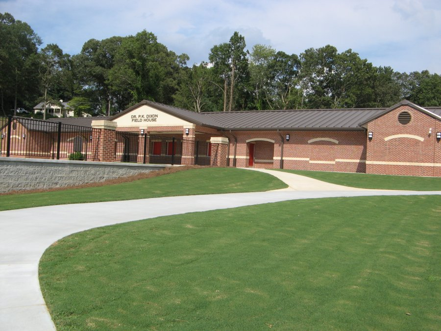 City of Gainesville; PK Dixon Field House