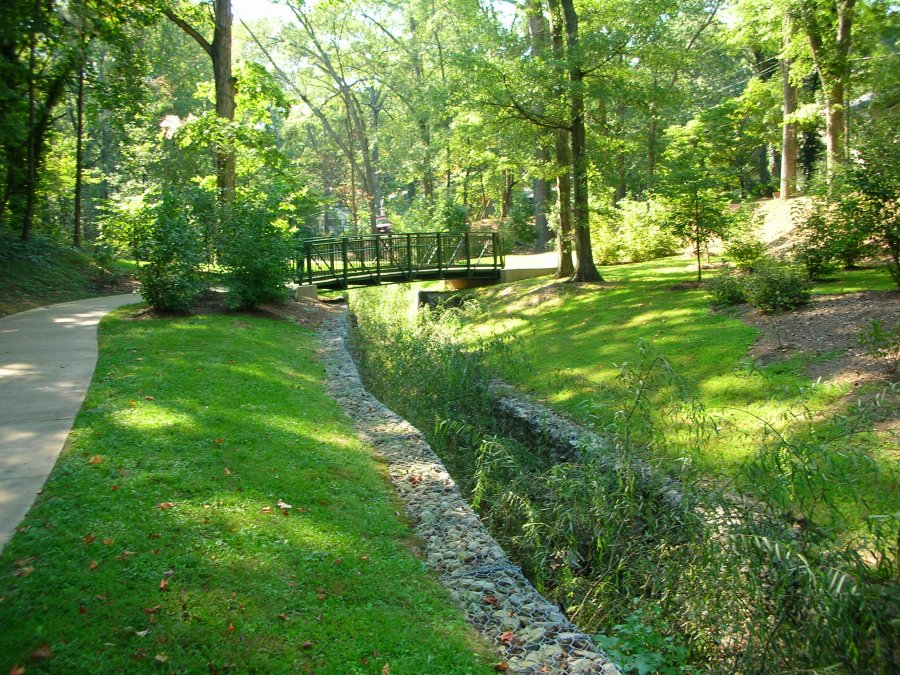 Rock Creek Greenway Stream Restoration